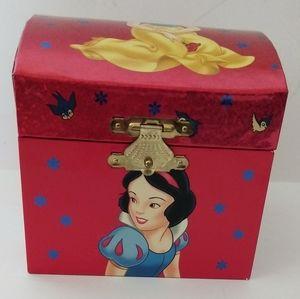 Snow White Musical Jewelry Box